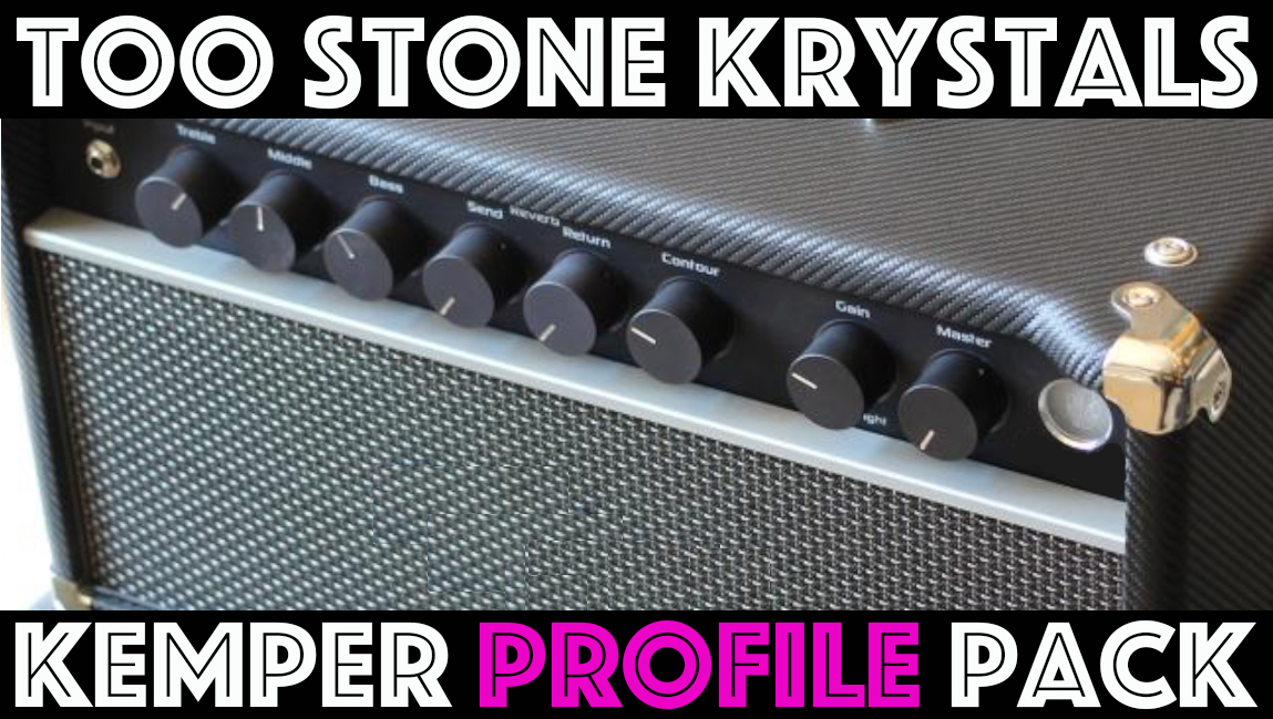 """Rich Cleans! - The Too Stone Krystal is full of Rich, Lush, Full-bodied, Cleans. This American voiced amp doesn't really get """"dirtier"""" but increasing the gain has huge effects on pick dynamics, transients compressions and over all feel.If the cleans from a Super Reverb were Liver and Onions, this is Foie Gras!"""