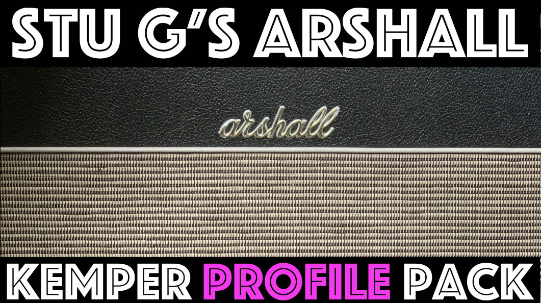Stu G's Arshall!!! - This is Stu G's Arshall...The