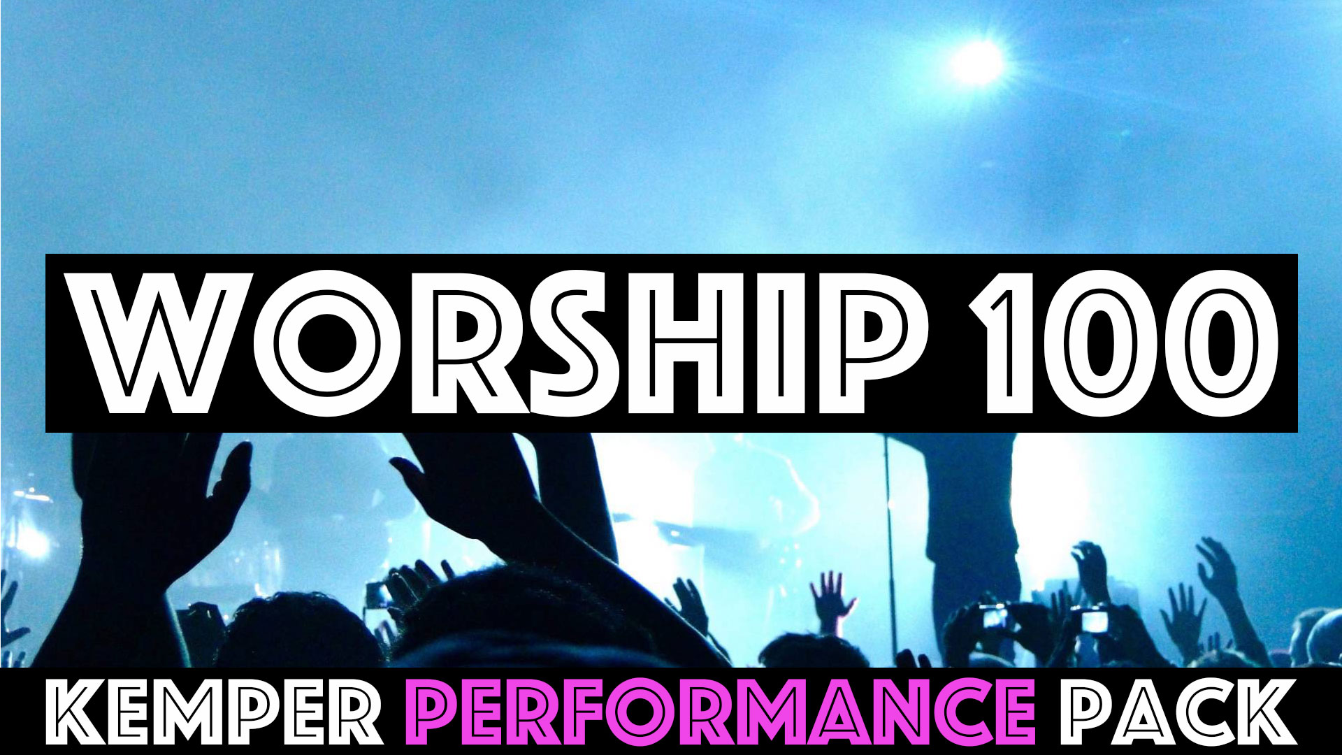 Worship 100 Pack!! - Limited Time Offer!! 50% Off code inside!!!The Tone Junkie Worship 100 Performance Pass entitles you to all 100 popular worship performances for the Kemper as part of the Worship 100 Pack. Bundle #1 is available now and is included with this purchase but in addition you will also receive the remaining 75 worship performances for the Kemper as they are released over the next few months.