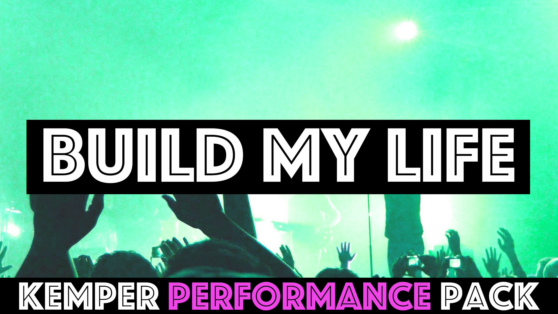 """The Build My Life Performance features 1 performance file containing 5 rigs dialed in for the different section of the popular worship song """"Build My Life"""".  Built on the """"British 74x"""" Profiles."""