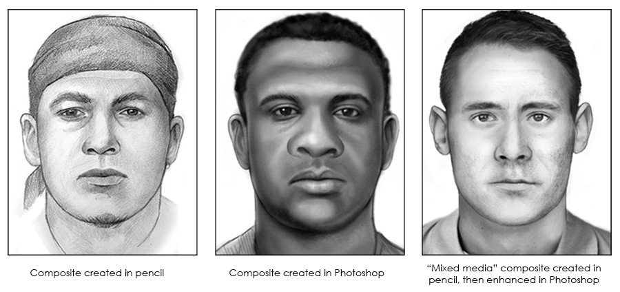 Composite Imagery Ask A Forensic Artist