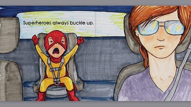 Here is the second installment of Supermom. . . . . . . #supermombook #bookrelease #newbookrelease #indiebooks #authorillustrator #authorandillustrator #superherobook #mothersday #mom #mother #toddlermom #toddlermomlife #toddler