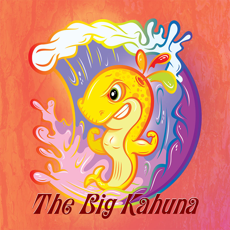 The Big Kahuna Surf Art
