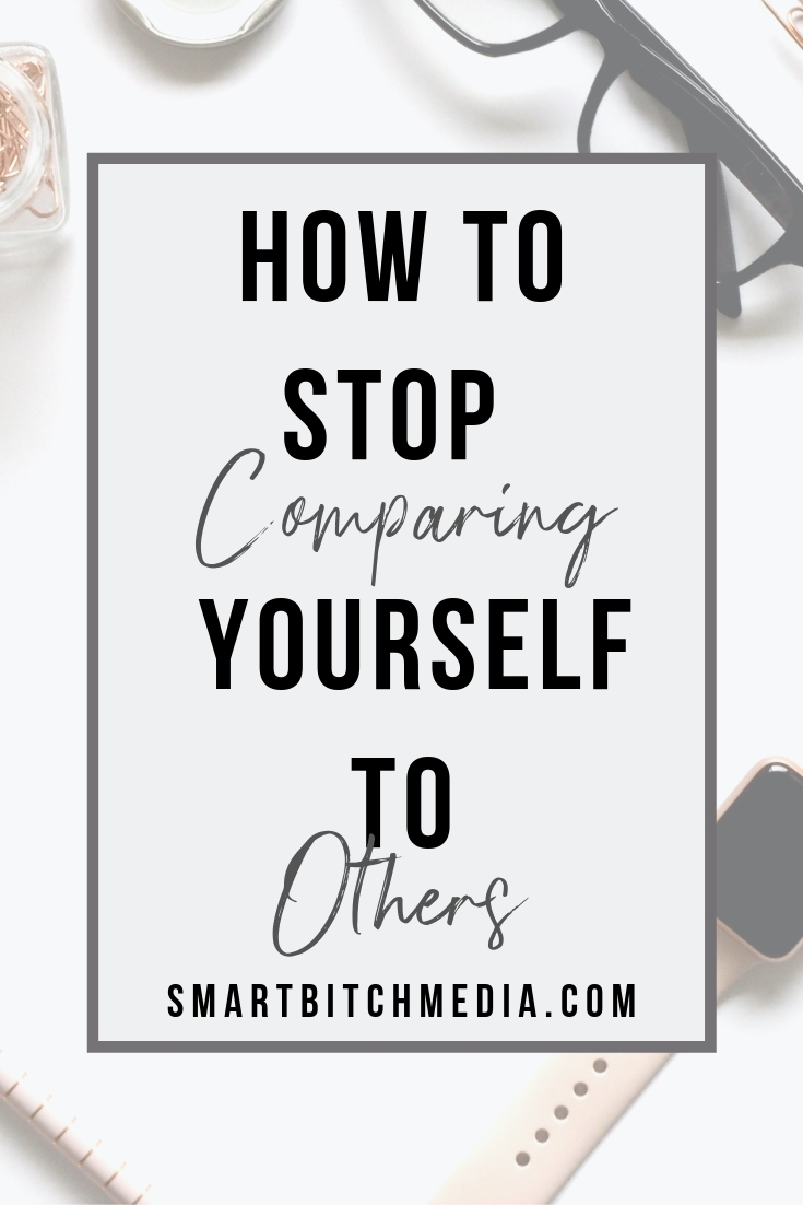 how to stop comparing yourself to others #selfworth #mindset #selflove