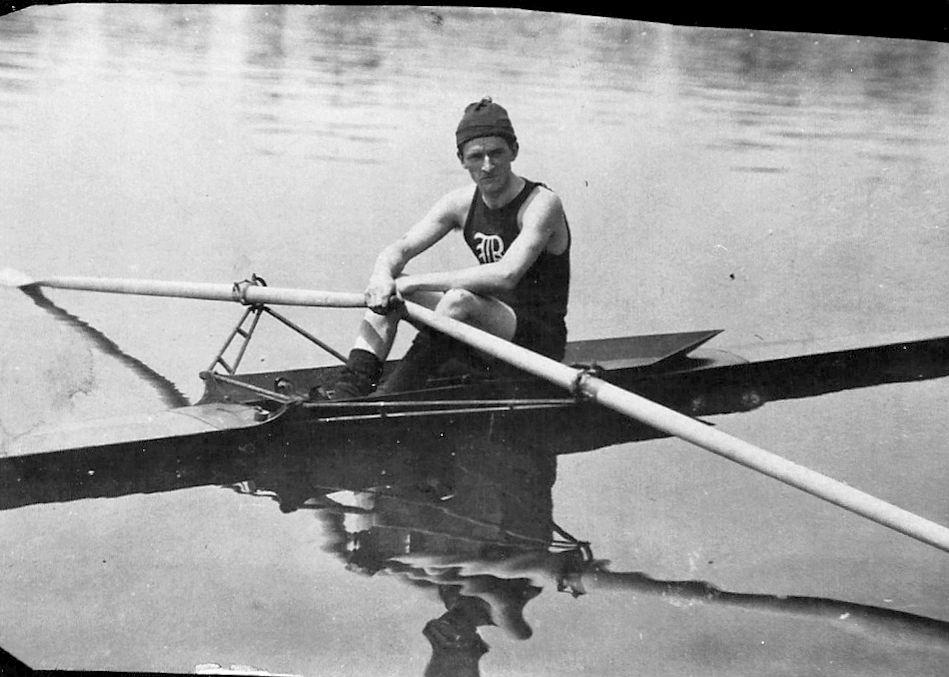 Carey (James) Faulkner On The Charles River