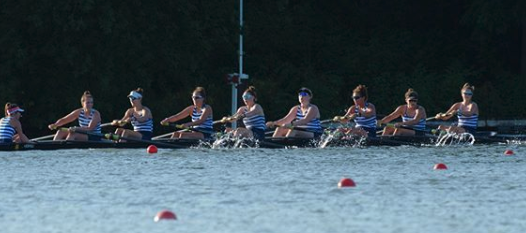 Riverside U23 Women's 8+