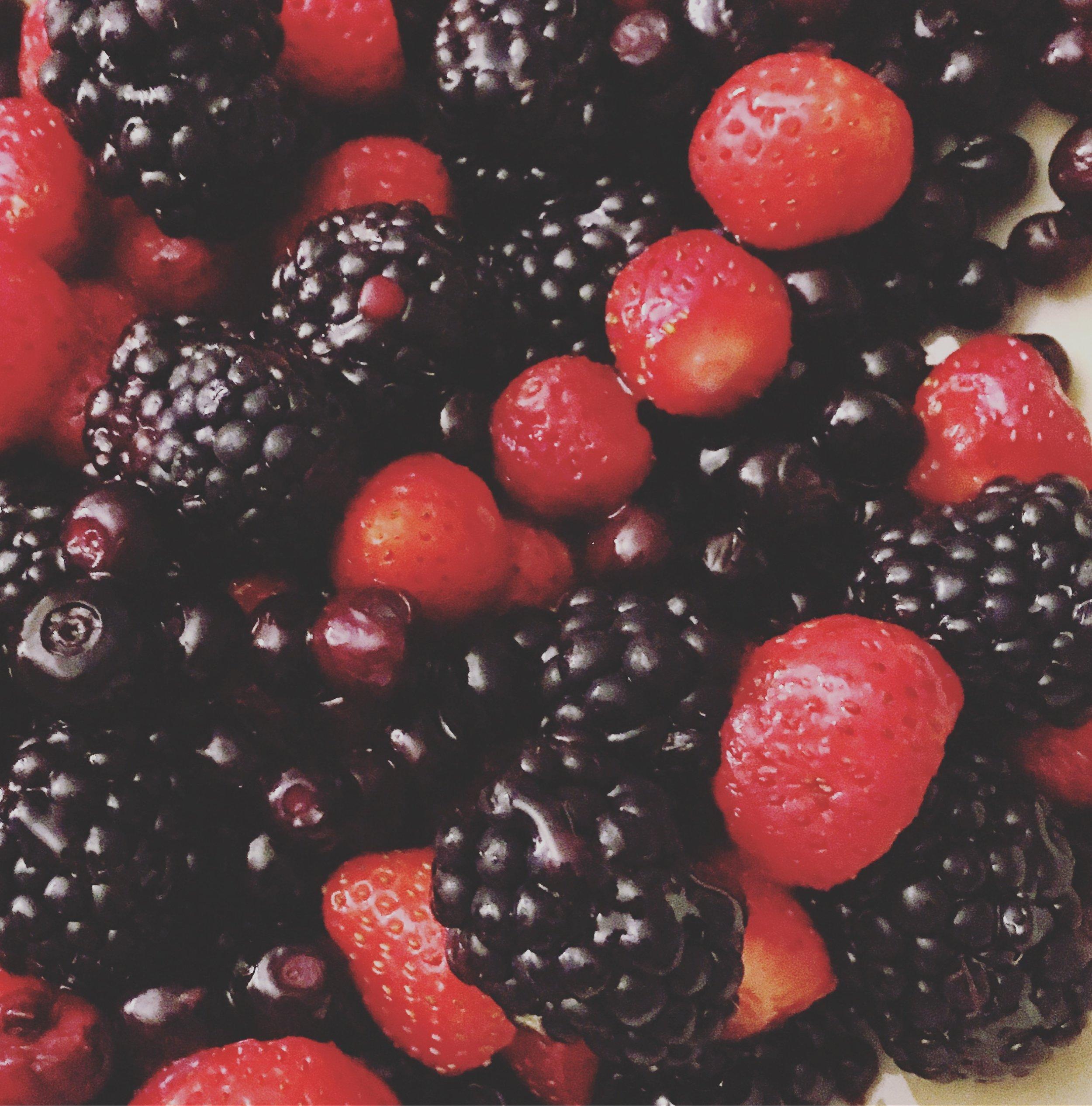 'enesmin • berries