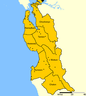 Ohlone homelands. mak-'amham founder Vince Medina is Chochenyo Ohlone, a member of the Muwekma Ohlone Tribe, from the northeast. Louis Trevino, mak-'amham co-founder is Rumsen Ohlone from near Monterey Bay.