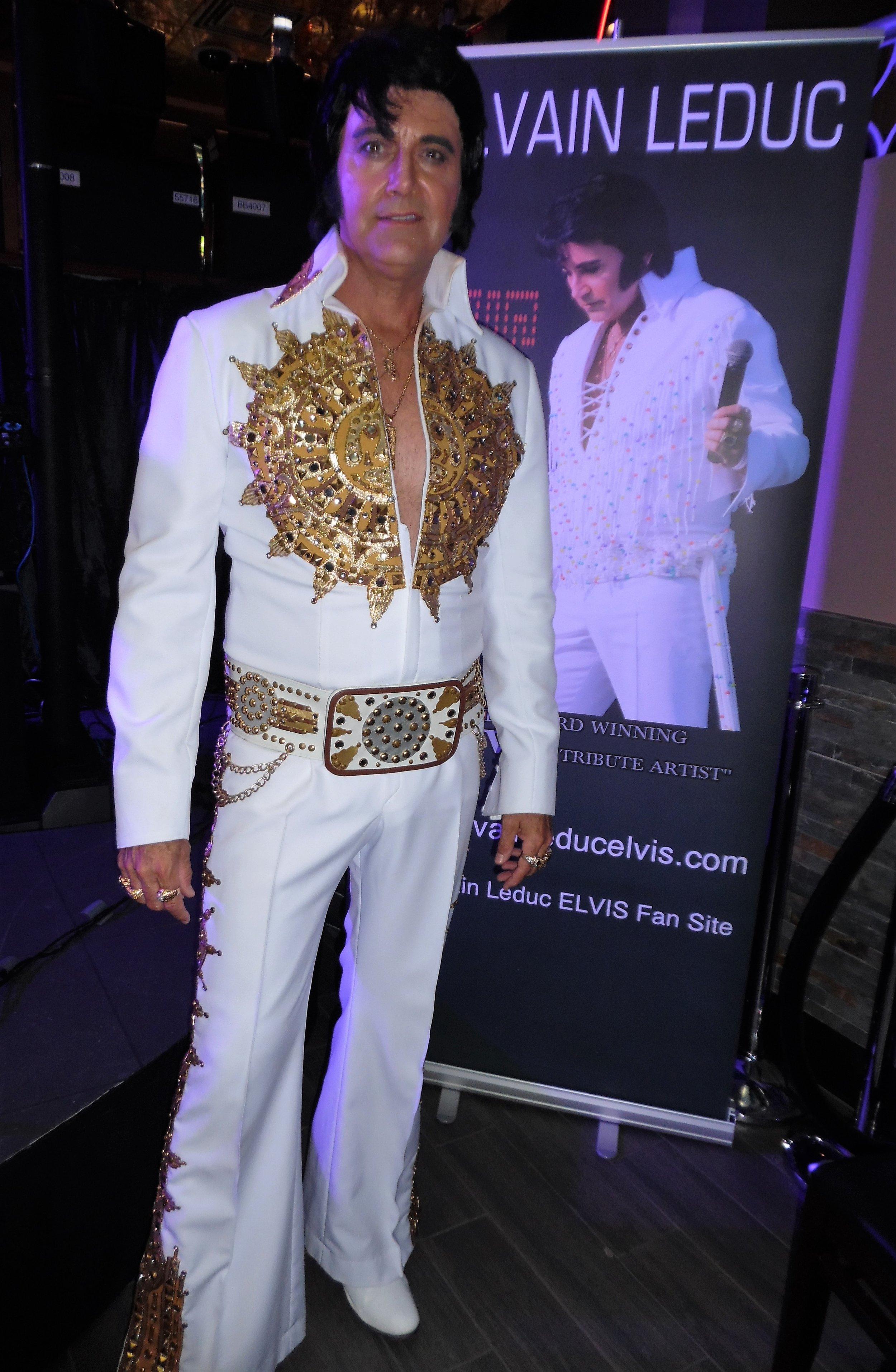 ETA  Sylvain Leduc  after Flamboro Downs concert, Flamborough, ON September 29th, 2017