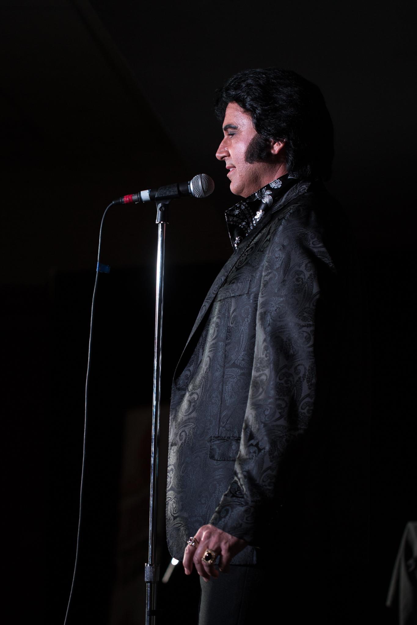 ETA  Sylvain Leduc  performing at the Flaming Star Festival, 2017