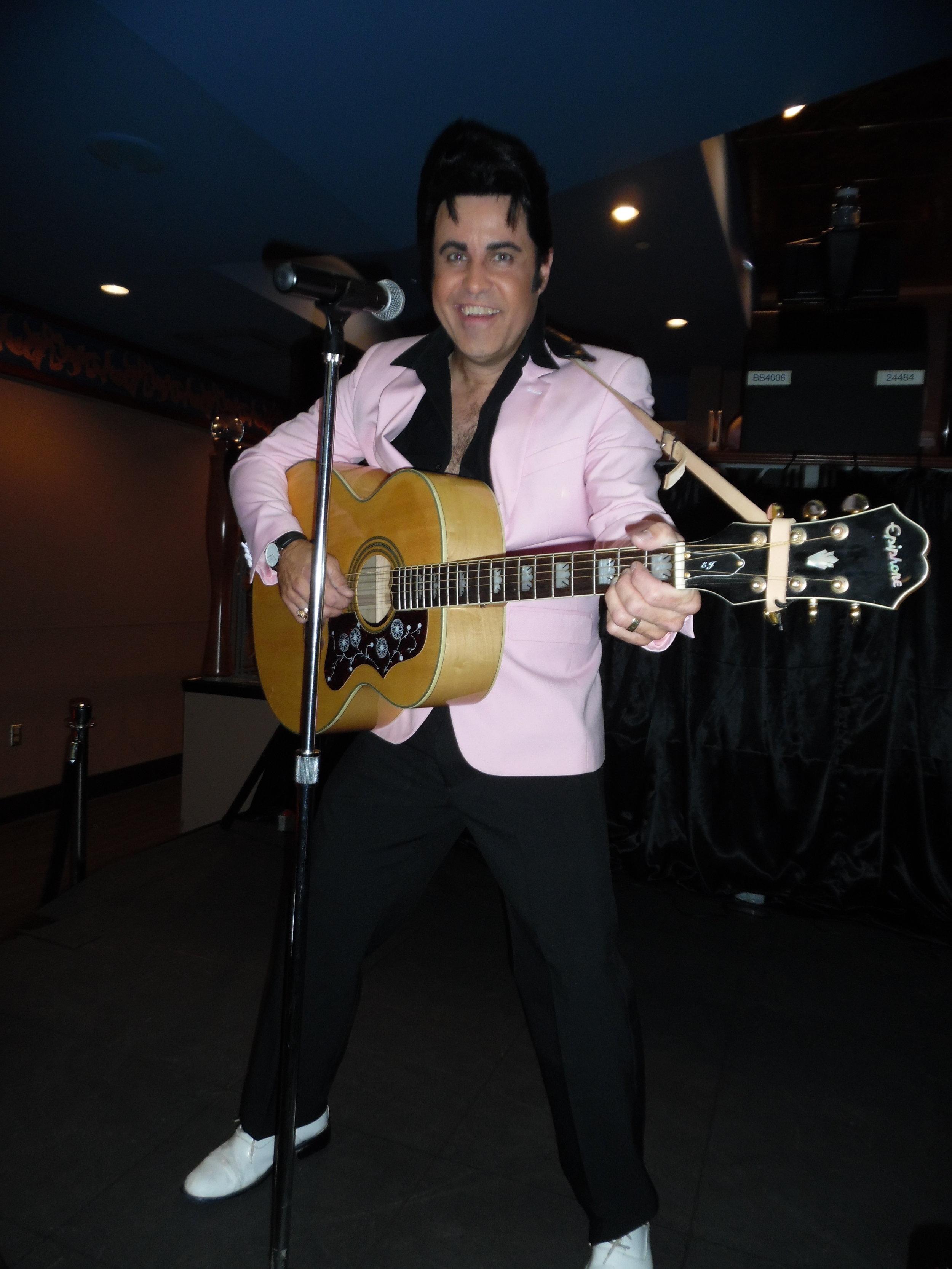 ETA  James Gibb  during his fabulous performance at Flamboro Downs, November 24th, 2017.
