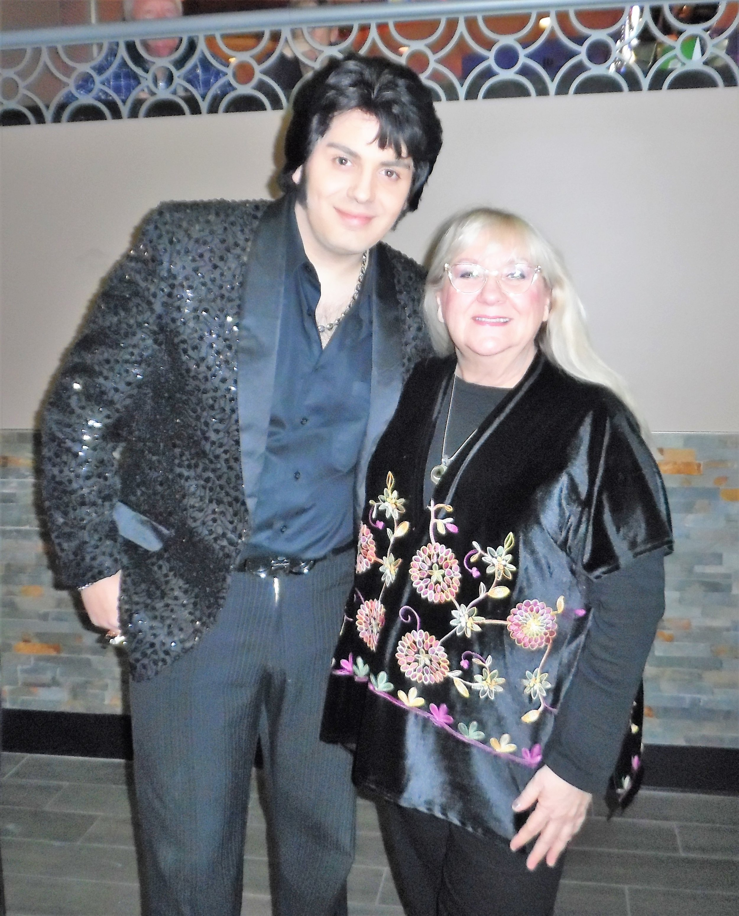 ETA  Bruno Nesci  and Carolyn MacArthur.