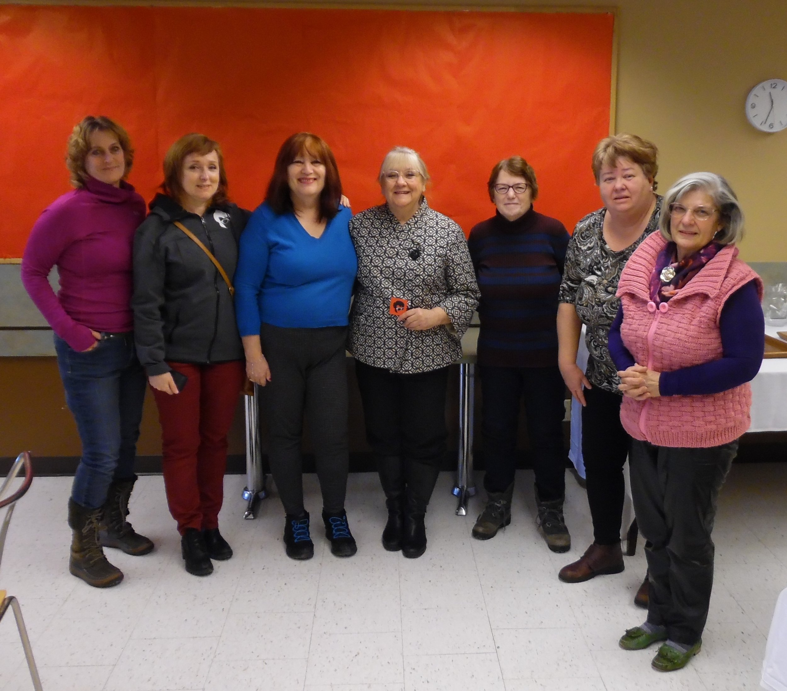 SIDEBURNS Magazine Editor, Carolyn MacArthur, gave a talk on operating an online magazine and blogging to the RWTO/Hamilton-Wentworth writing group, Friday, January 19th, 2018.