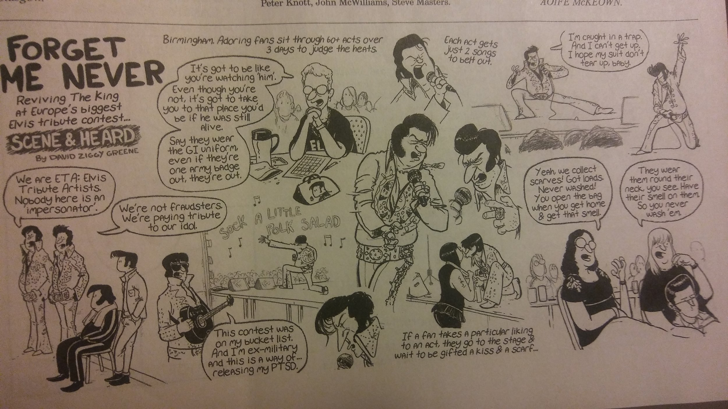 After a Birmingham competition that was held earlier this year, this cartoon  appeared in  Private Eye,  a UK satirical magazine founded in London in 1961.   Image provided by:  Paul Hyu.