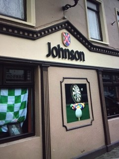 Johnson's Bar, Kilrush, Co. Clare, Ireland.