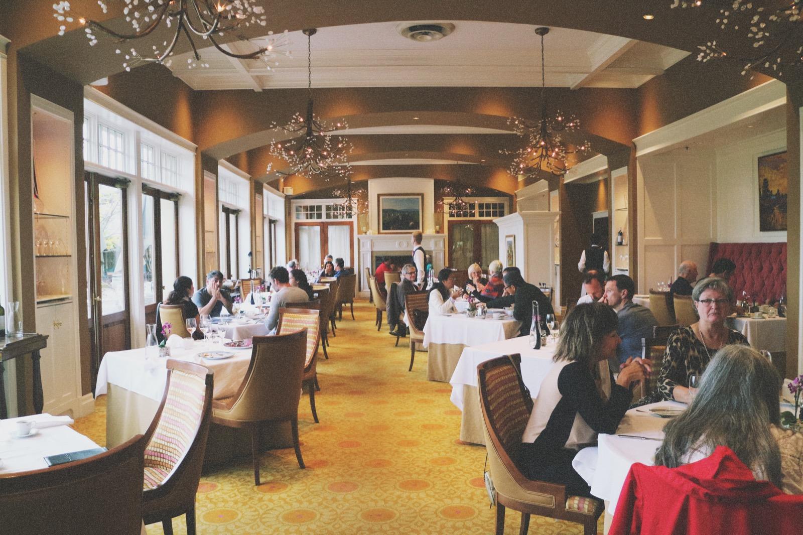 Peller Estates Restaurant