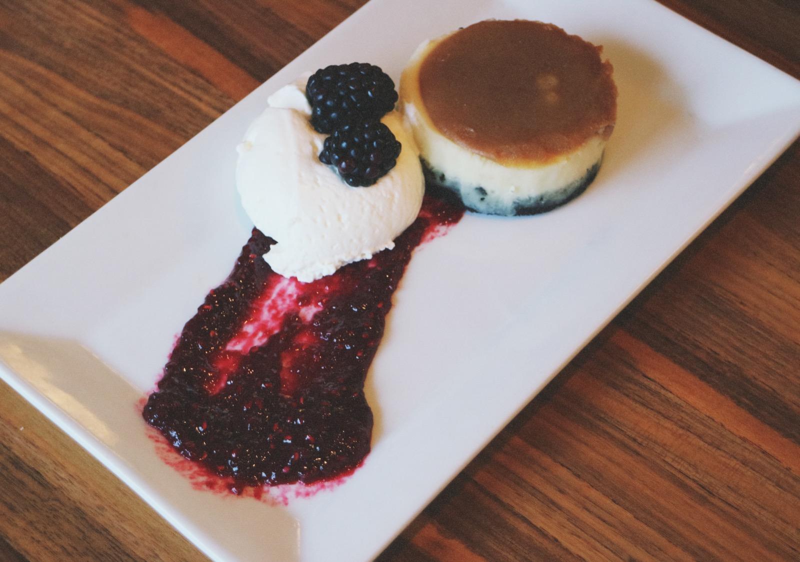 [catch] Urban Grill cheesecake