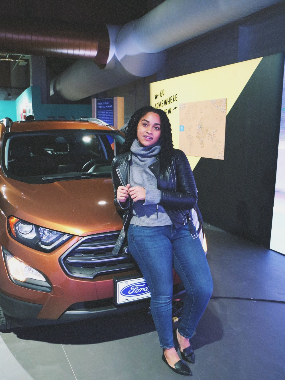 Elaisha jade in new york at the ford life hacks academy
