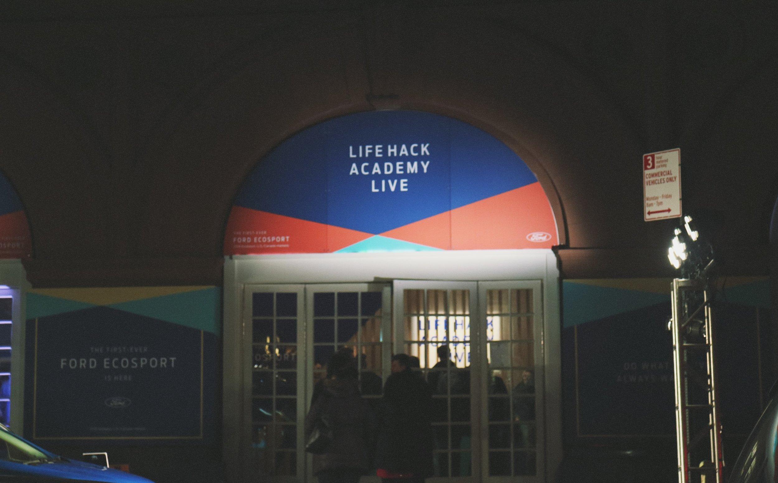 ford life hacks academy