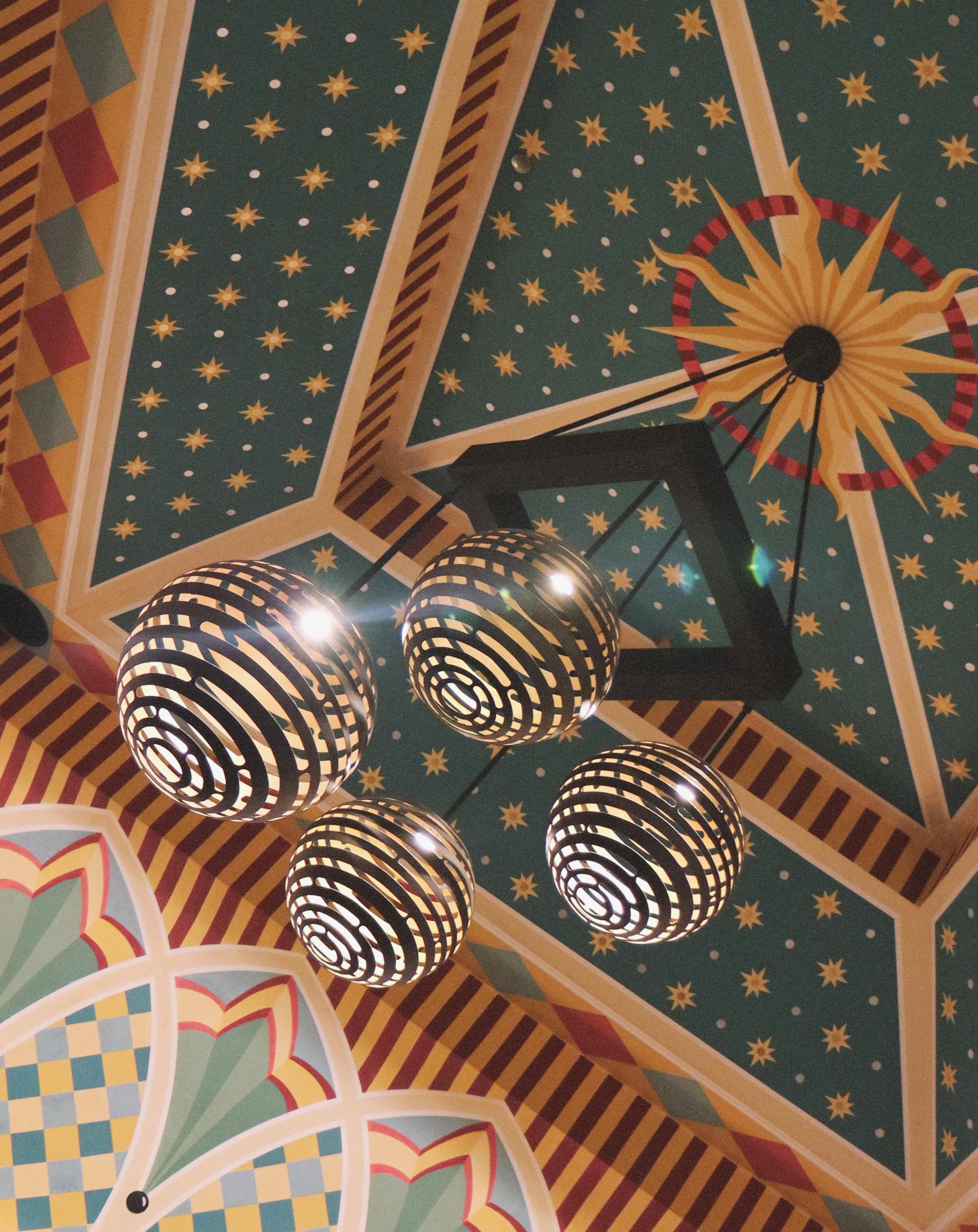 Kimpton Monaco Hotel Denver Colorado lobby