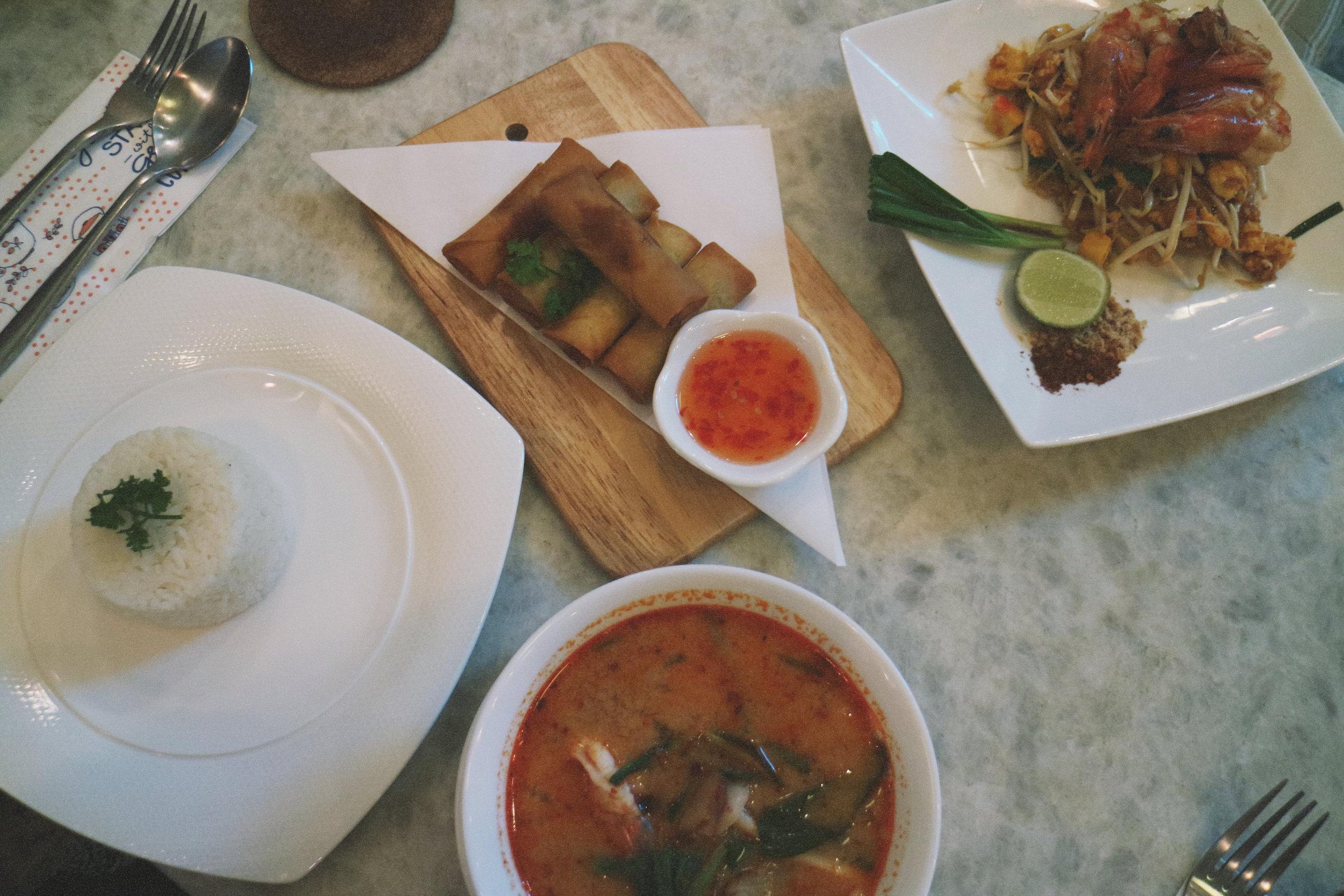 Tom Yum Soup Bangkok the Sixth
