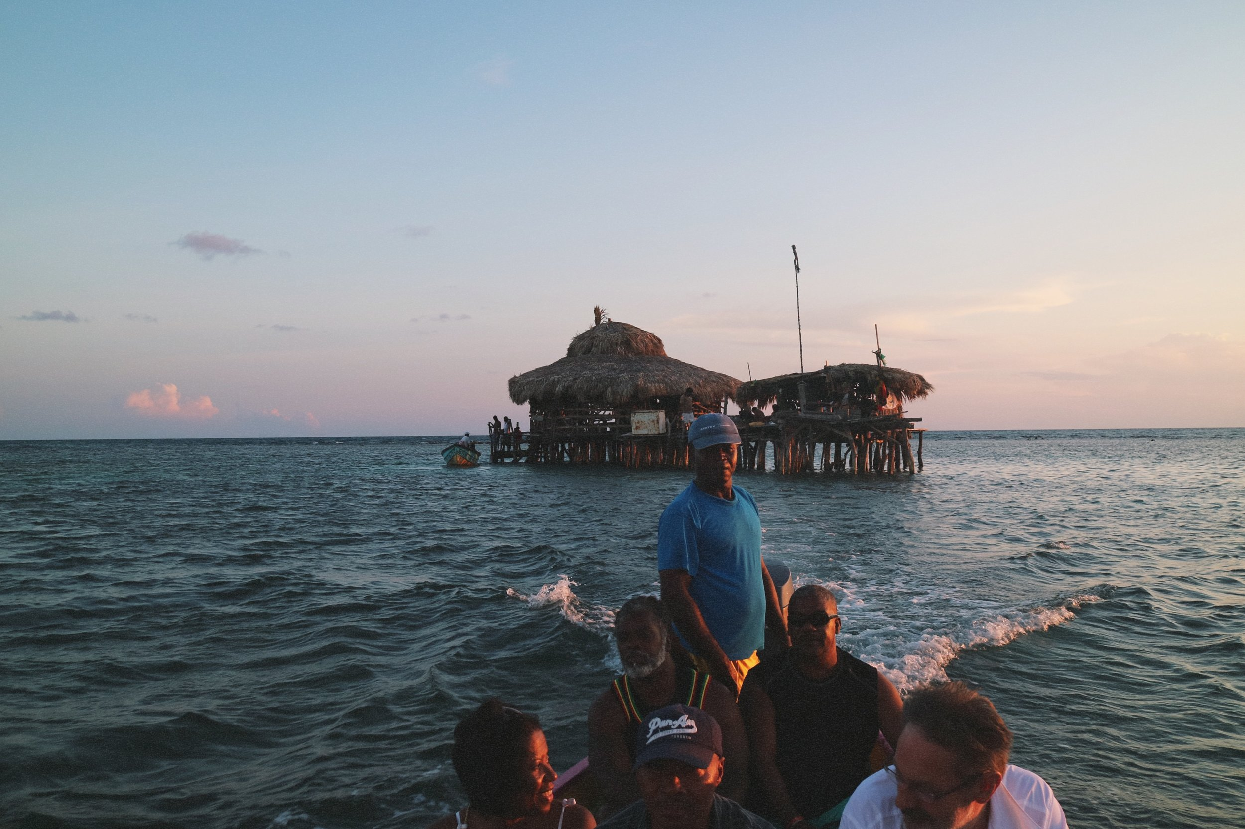 Floyds Pelican Bar Jamaica