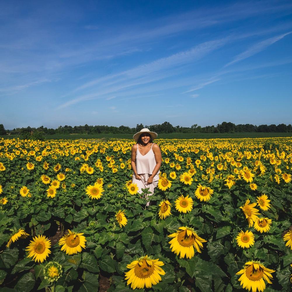 Elaisha+Jade+Sunflowers+Ford+Canada+EcoSport.jpeg