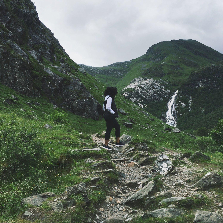 SCOTLAND - A road trip of a lifetime through rolling hills.