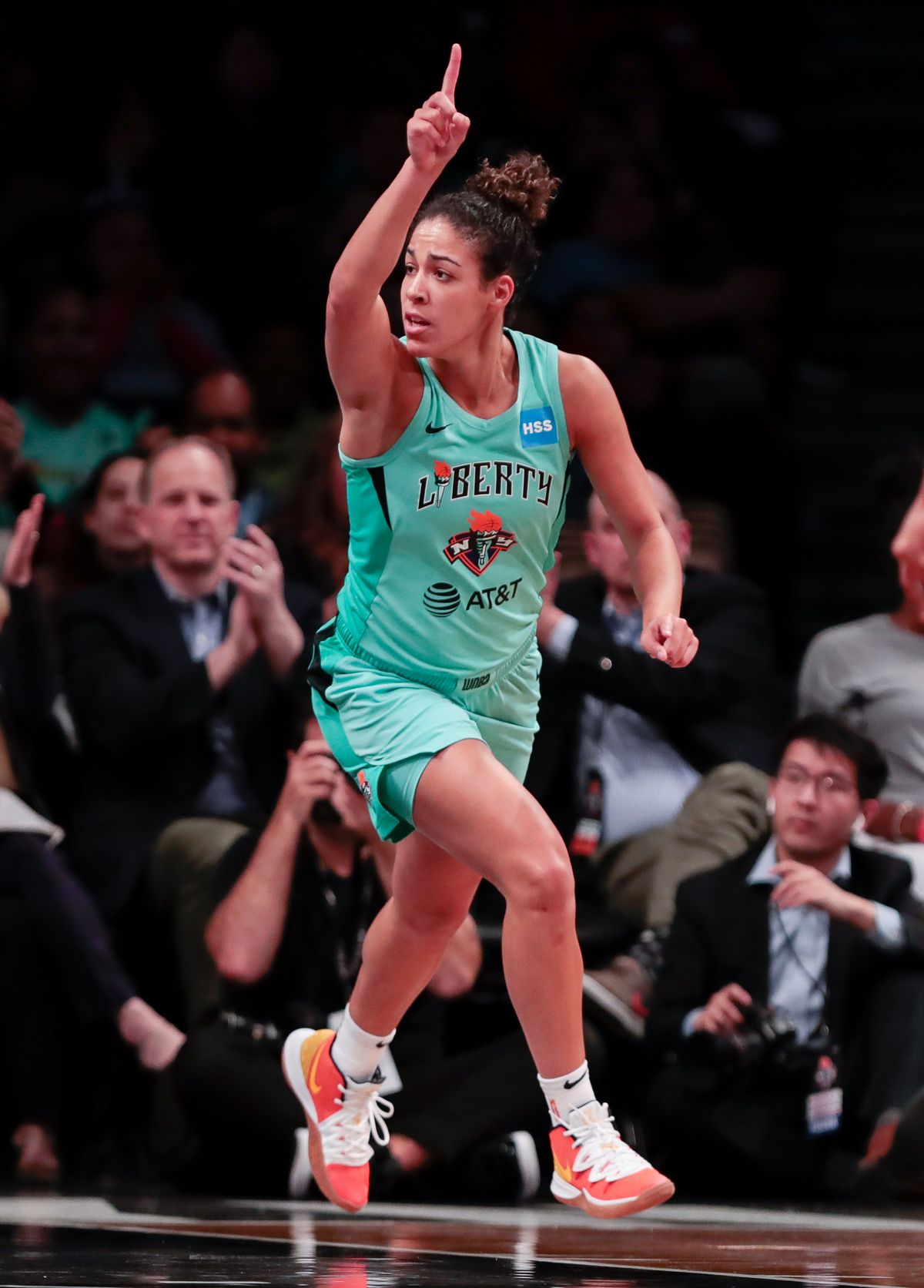 Kia Nurse, New York Liberty (WNBA) / Team Canada -