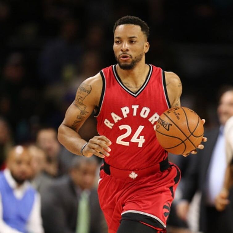 Norman Powell, Toronto Raptors (NBA) -