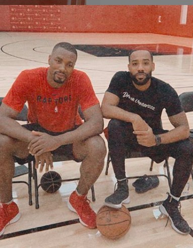 Serge Ibaka, Toronto Raptors (NBA) -