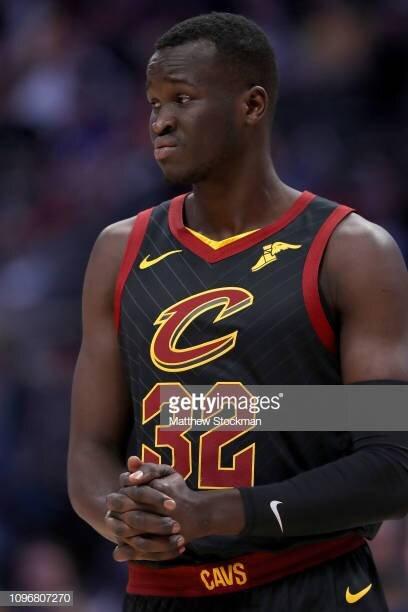 Deng Adel, Cleveland Cavaliers (NBA) -