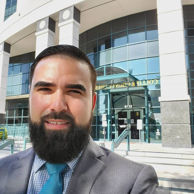 Earlier this week, Anthony Murphy, Esq. was in Naples representing a client and took a quick shot outside the entrance to the courthouse. If you are in Collier county and have a legal issue, we can help! #jotlawfirm #southflorida #law #attorneysofinstagram #legal #florida