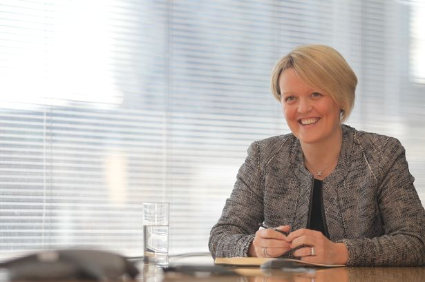 Alison Rose Deputy Chief Exec of NatWest was commissioned by the government in September to produce a report into gender funding discrepancies in UK business.