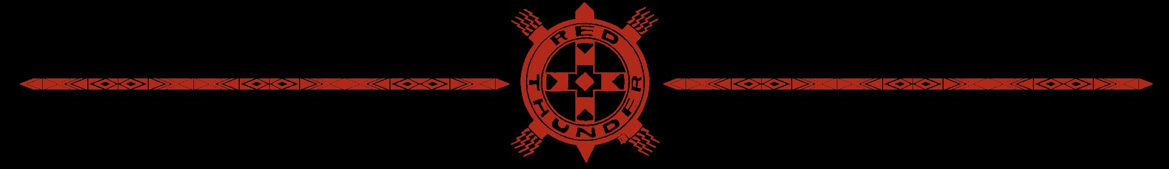 Red Thunder Divider