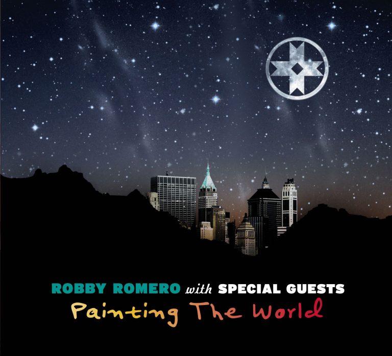Painting-The-World-Robby Romero
