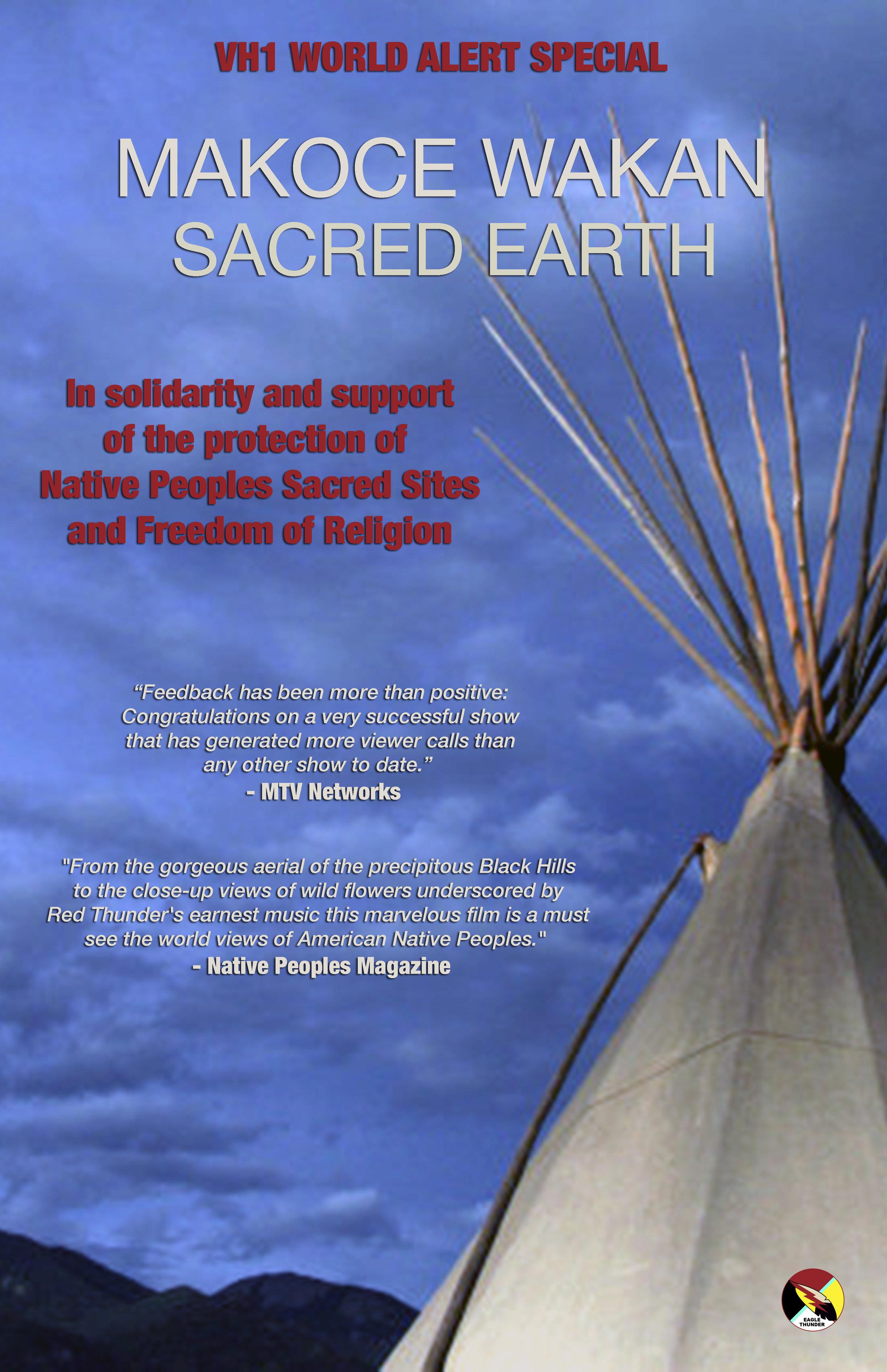 Makoce Wakan: Sacred Earth