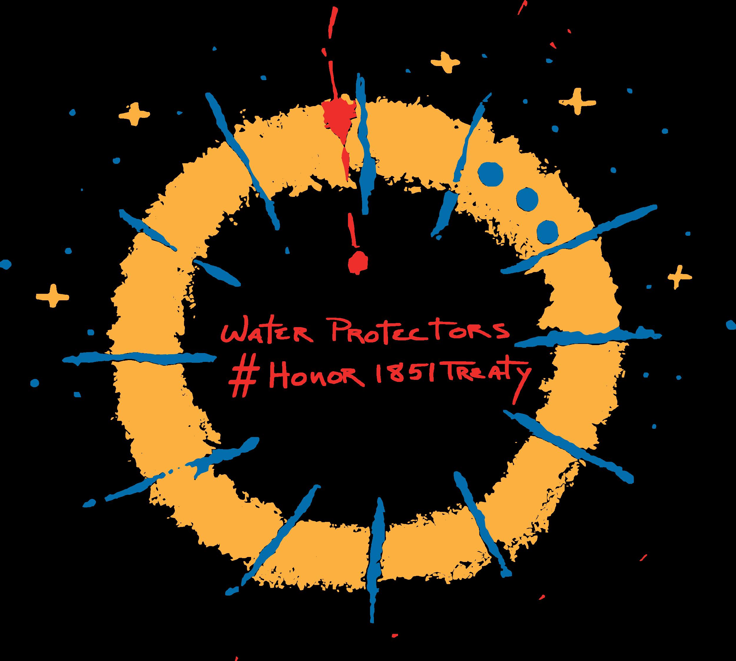 TRAIl of         BROKEN treatIES - Together we have #PeoplesPower