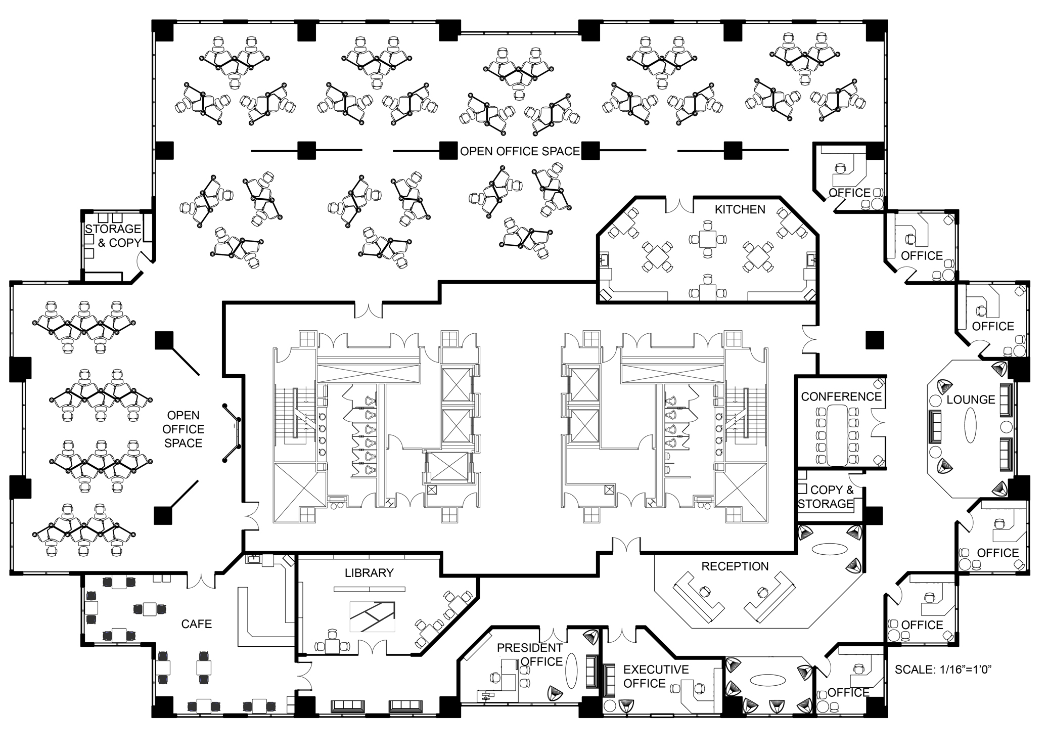 SPACE PLANNING -
