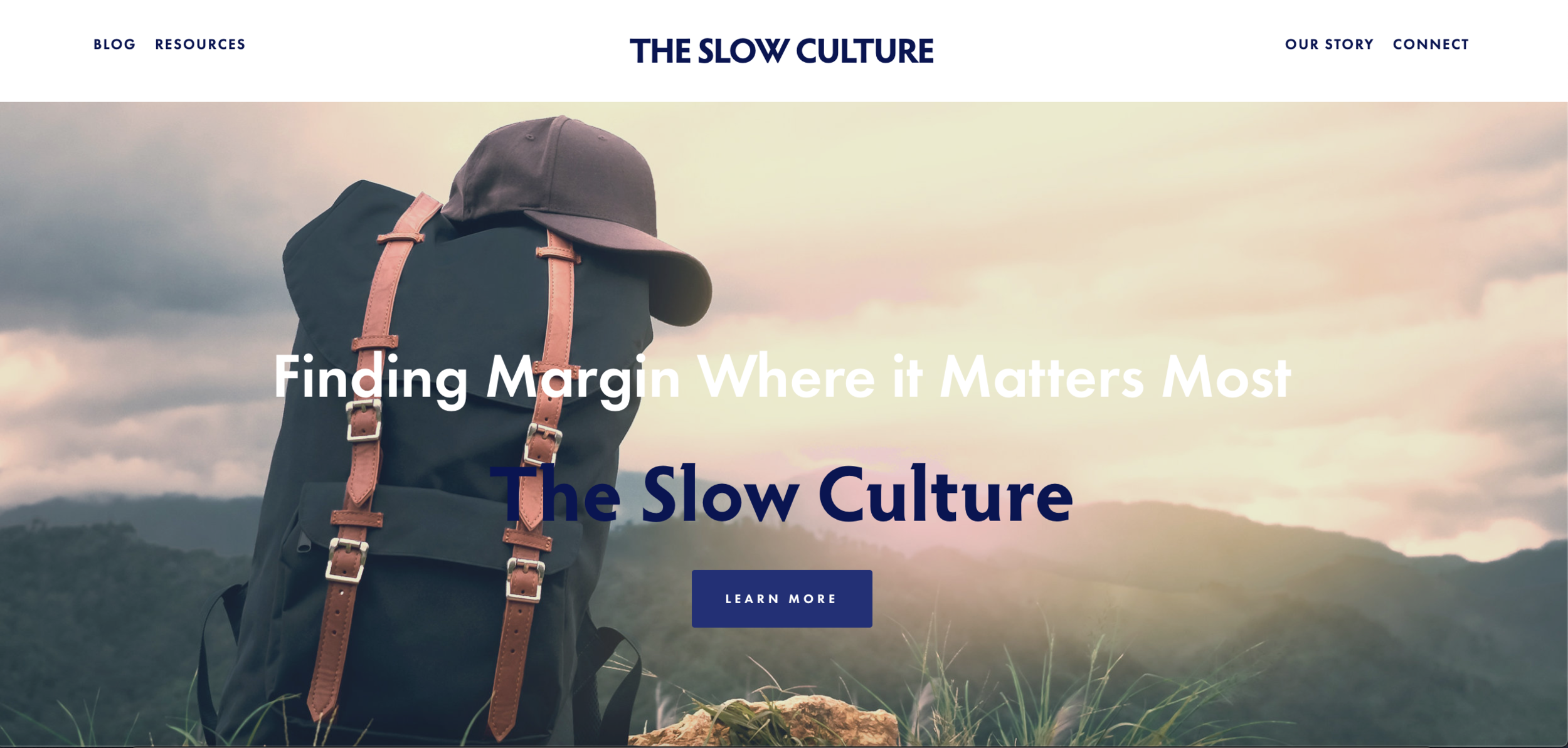 The Slow culture -