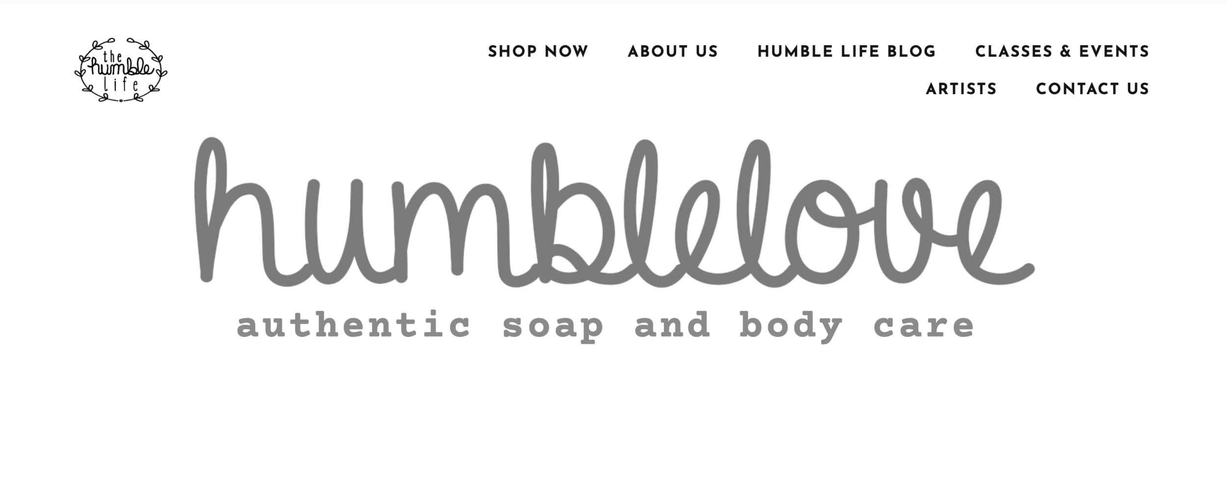 The humble life store -