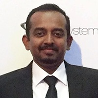 Ram Palaniappan   Senior Practice Director of Data Analytics & Insights