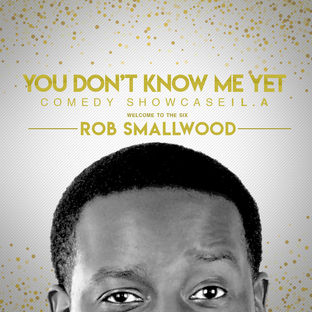 Welcome   Rob Smallwood  8/27