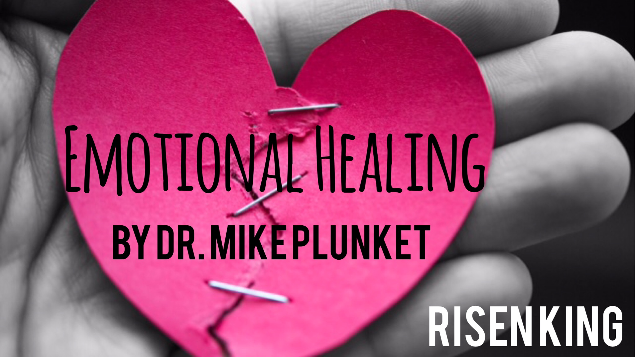 Emotional Healing Video Course
