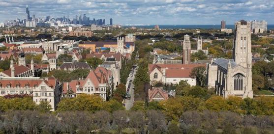 The University of Chicago (source: insidehighered.com)
