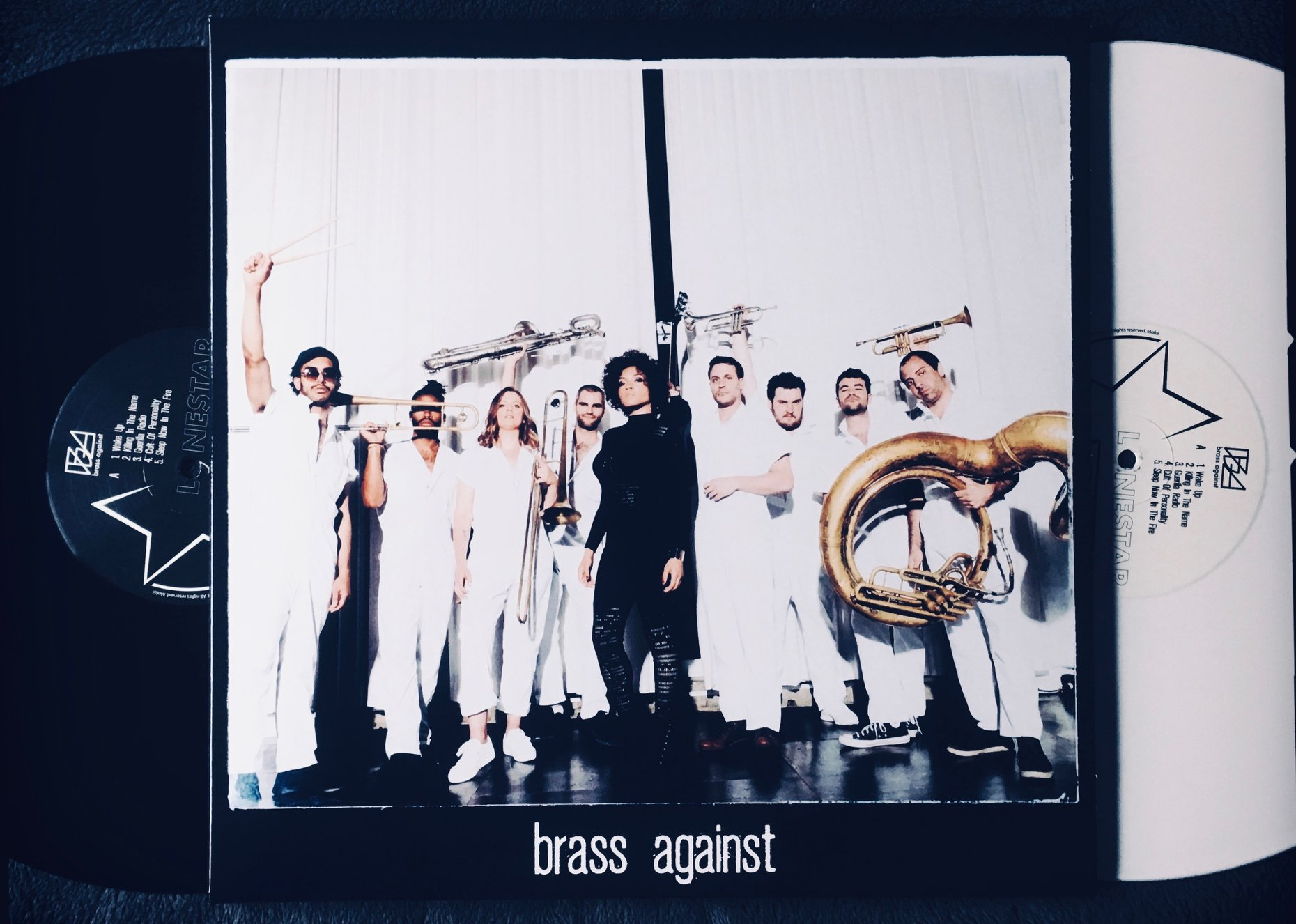 Brass Against Vinyl