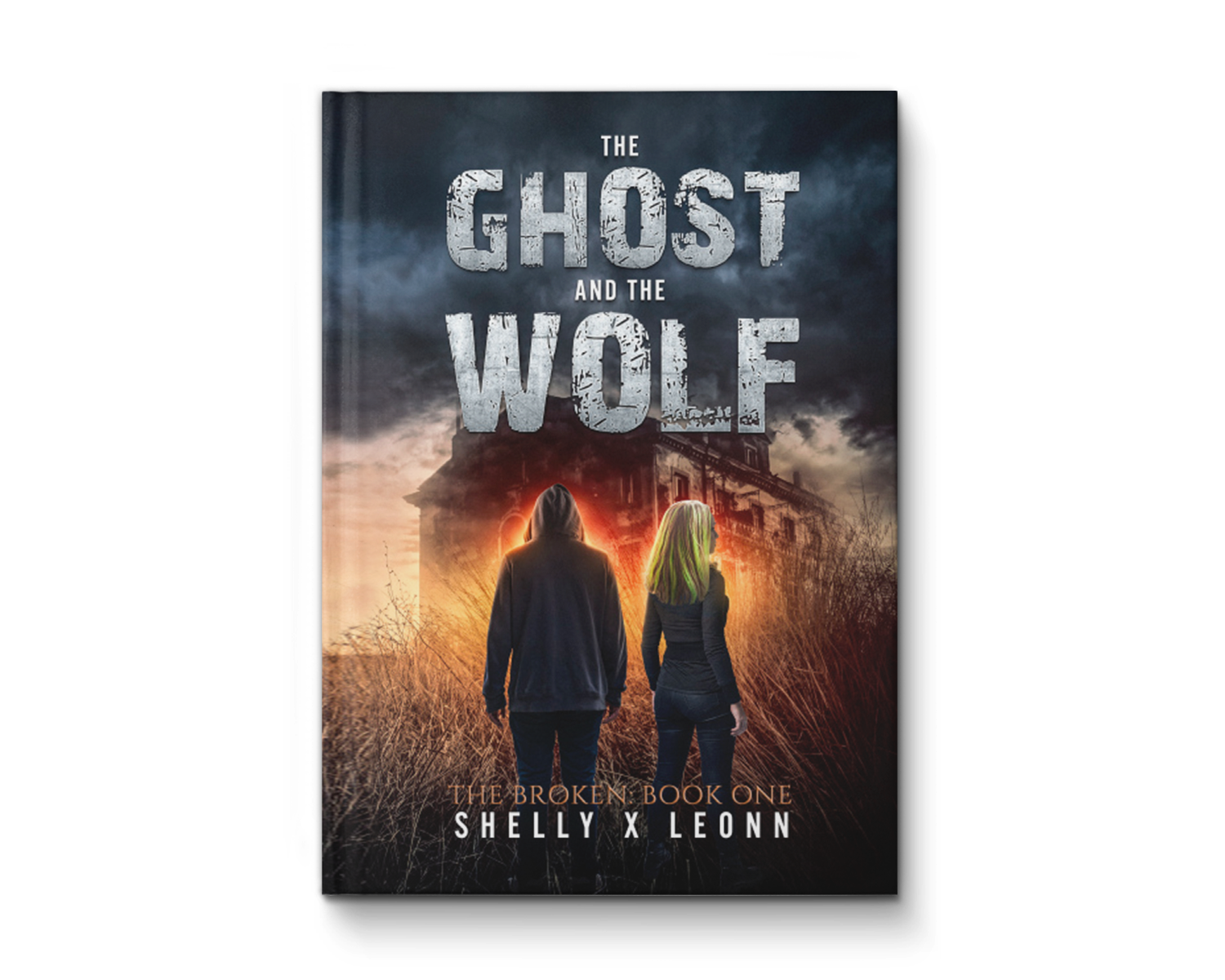 "The Ghost and the wolf: Book I of The Broken Series - Releases September 24.Student reporter Penelope needs to prove herself. She chases a story tip on a secret organization of teenage urban explorers called The Broken. With the assistance of a young paranormal investigator, she begins to uncover the group's darkest secrets.However, the members have other plans for Penelope and her new ""freak"" friend. The reporter becomes part of her story, and she will have to fight for her own life and the lives of her friends as she learns what it means to be one of The Broken.View Teacher's Guide here."