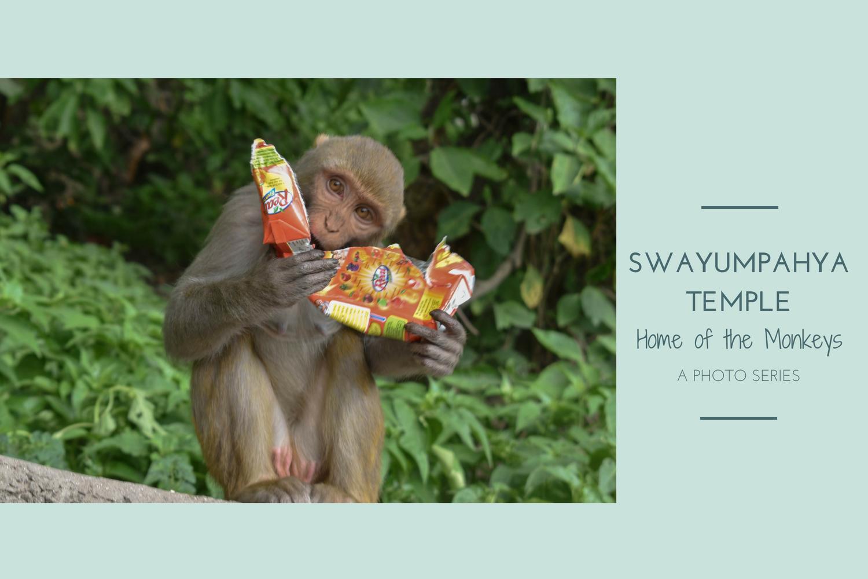 Photo series: Swayumpahya Temple