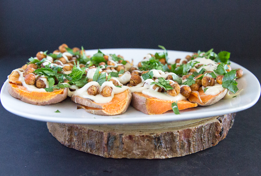 Easy and delicious sweet potato toast!
