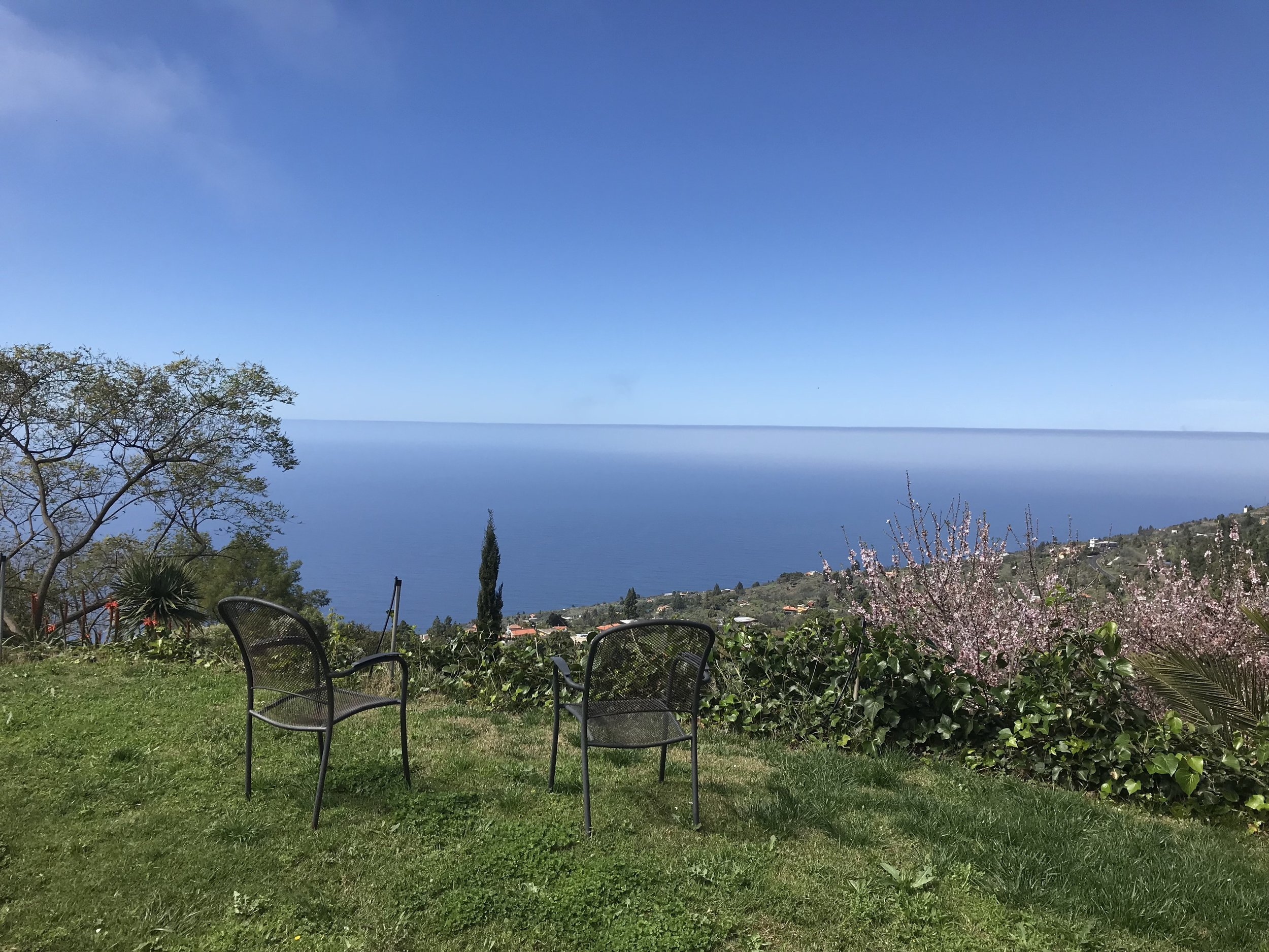 Beautiful view in La Palma, Canary Island | 5 Food Lessons A European Adventure Taught This Southern Gal #lapalma #canaryislands